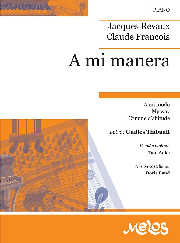 A Mi Manera (my Way)