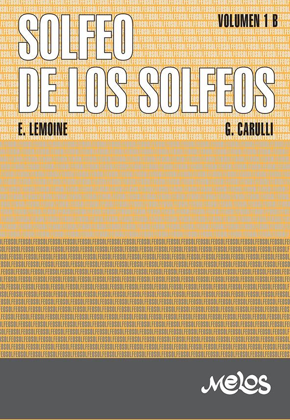 Solfeo De Los Solfeos – Vol. 1 B