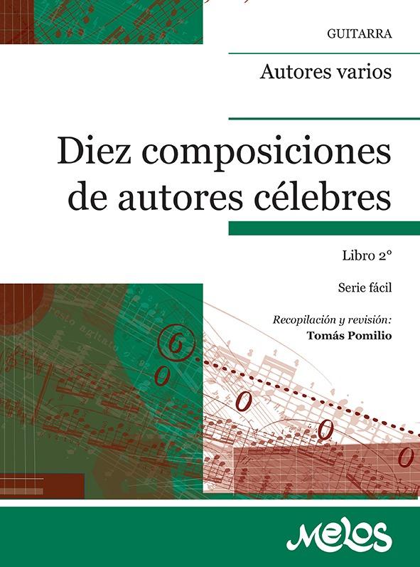 10 Composiciones De Autores Célebres – Libro 2º