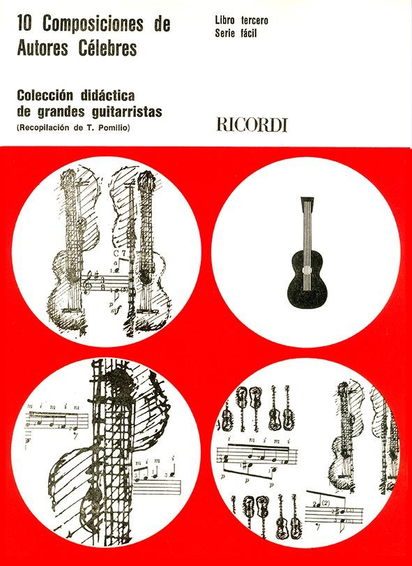 10 Composiciones De Autores Célebres – Libro 3º