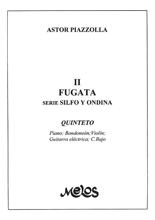 Fugatta (nº 2 De  Silfo Y Ondina )