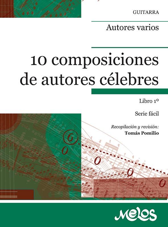 10 Composiciones De Autores Célebres – Libro 1º
