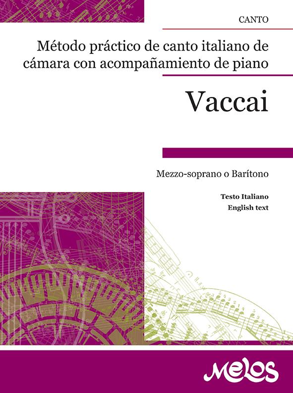 Método Práctico De Canto Italiano…