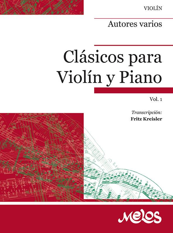 Clásicos Para Violín Y Piano – Vol. 1