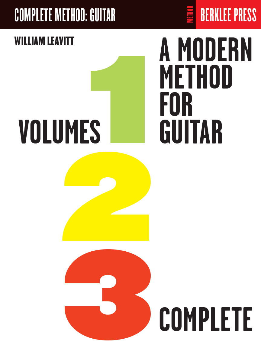 A Modern Method For Guitar – Complete