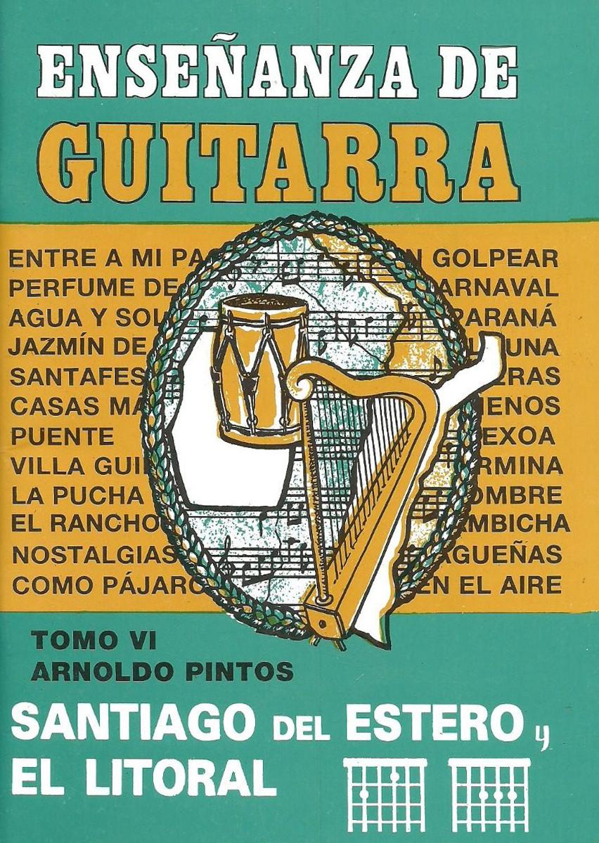 Enseñanza De Guitarra – Tomo 6