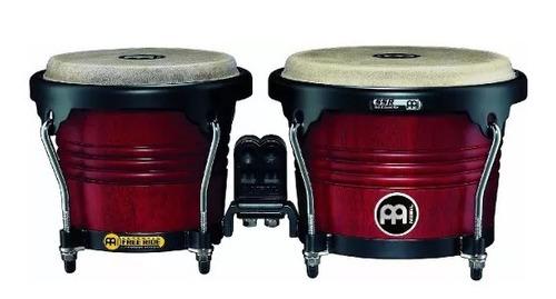 Bongoe Meinl de madera Free Ride Series 6 3/4 + 8 Sistema de suspen