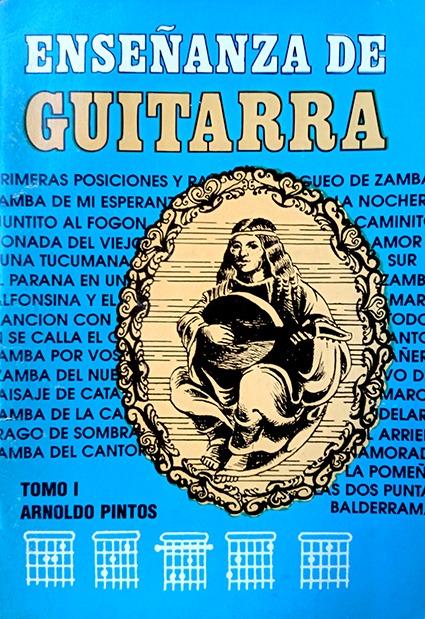 Enseñanza De Guitarra – Tomo 1