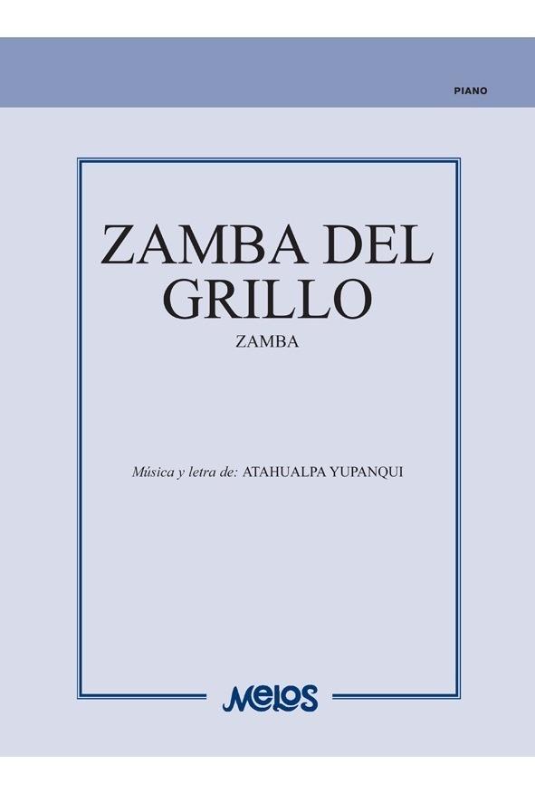 Zamba Del Grillo (zamba)