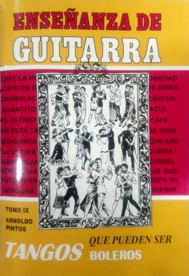 Enseñanza De Guitarra – Tomo 9