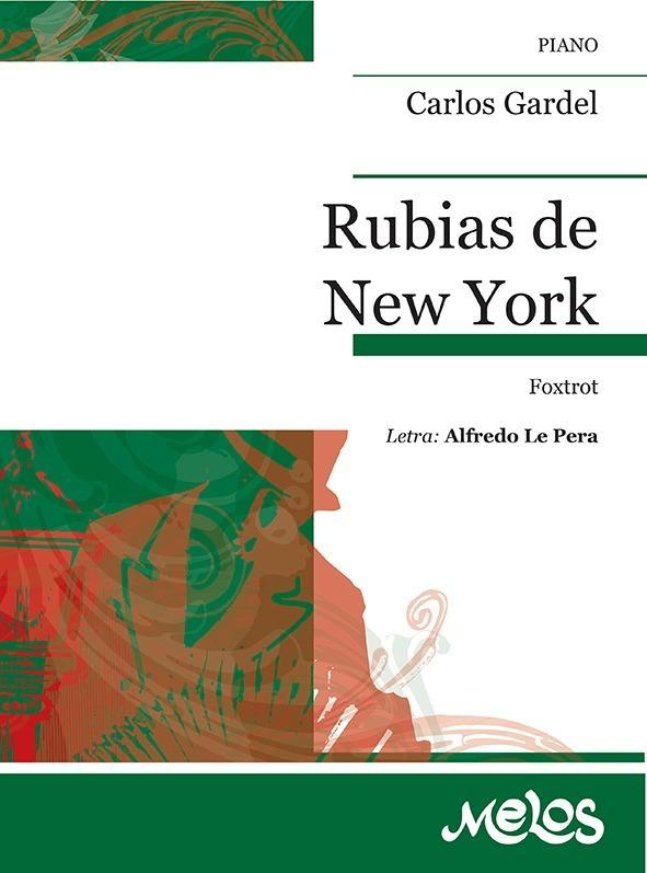 Rubias De New York (fox Trot)