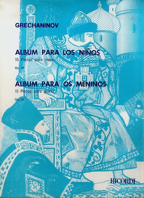 Álbum Para Niños, Op. 98