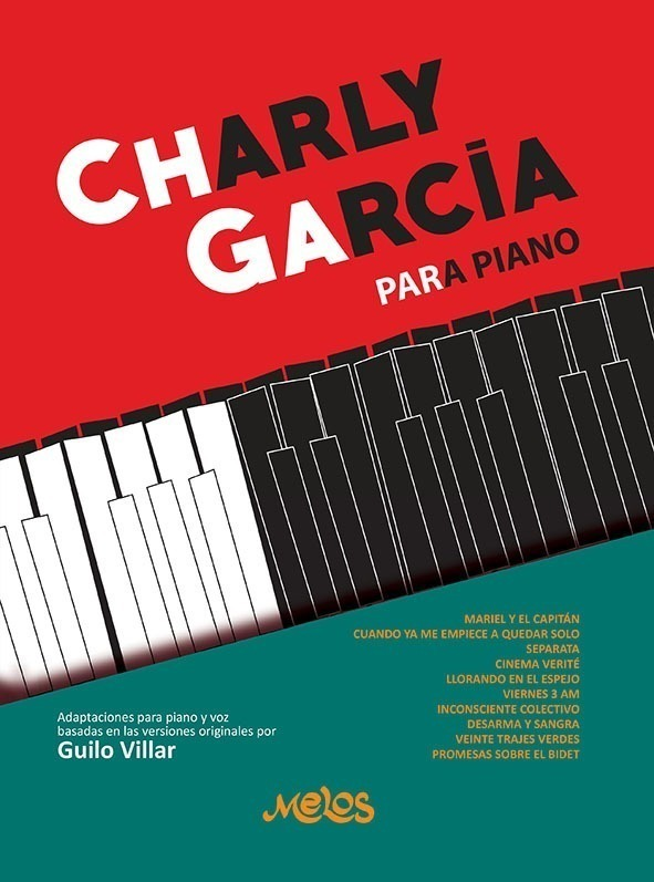 Charly García Para Piano