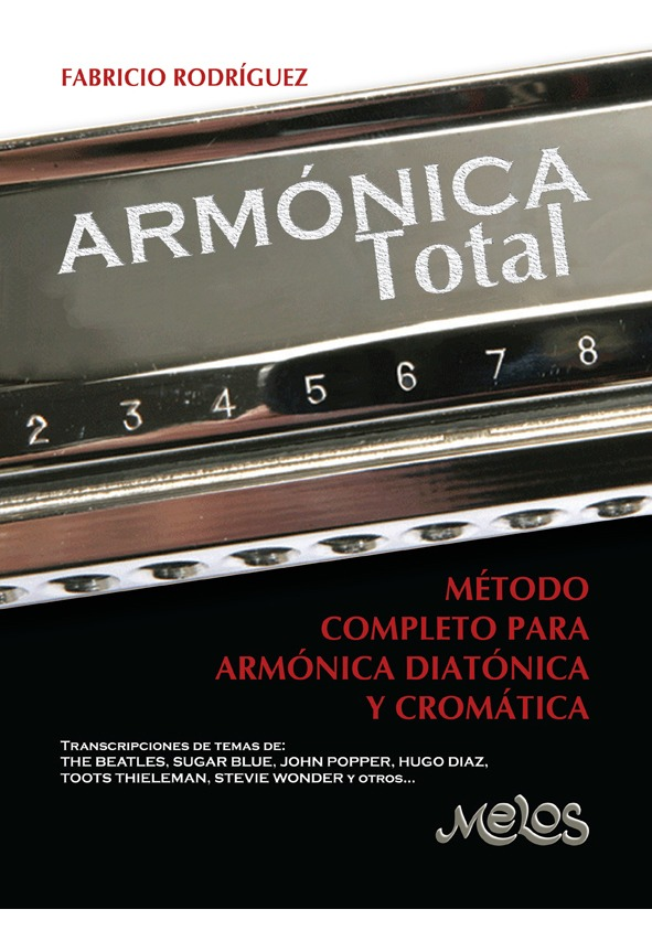 Armónica Total, Método Completo Para Armónica