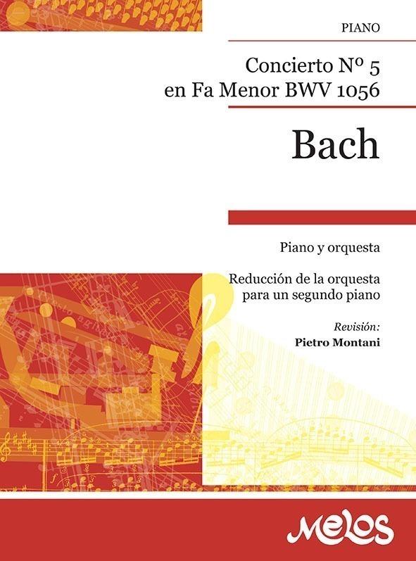 Concierto Nº 5 Fa Menor, Bwv. 1056