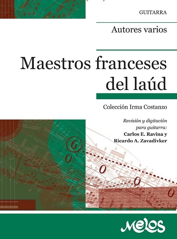 Maestros Franceses Del Laúd