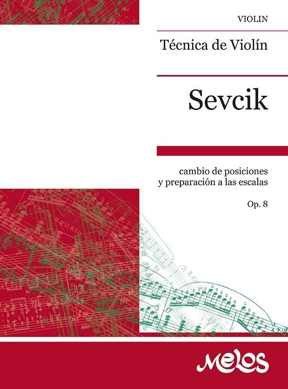 Técnica Del Violín, Op. 8