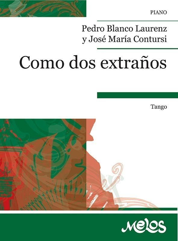 Como Dos Extraños (tango)
