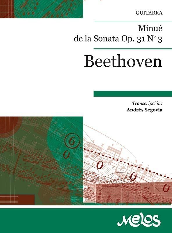 Minué (de La Sonata Op. 31 Nº 3)