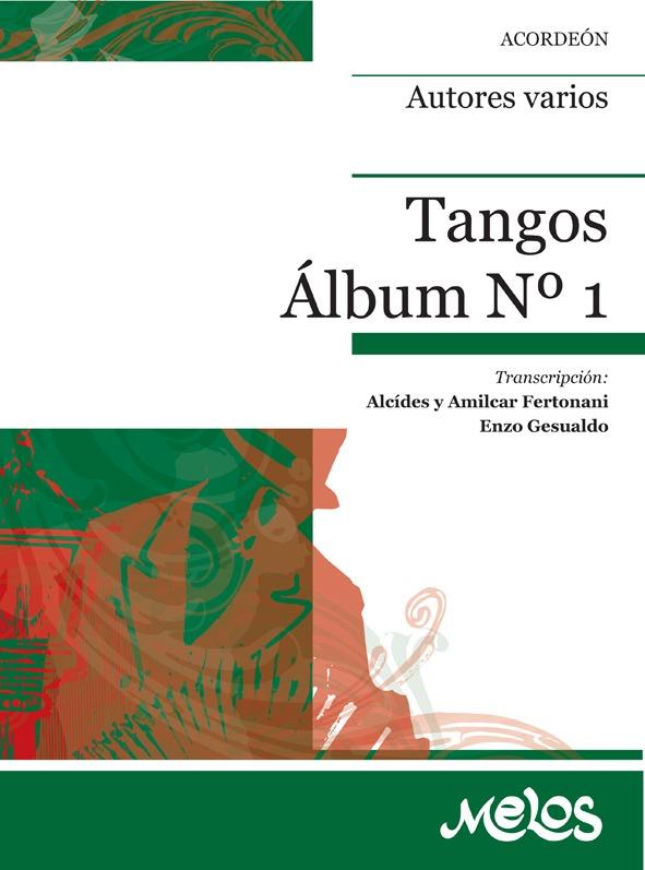 Tangos, Album Nº 1 (para Acordeón)