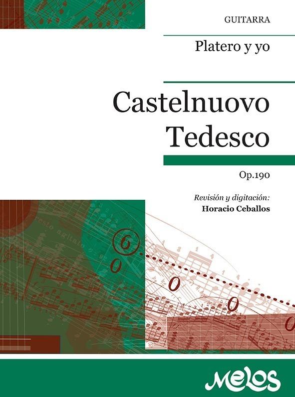 Platero Y Yo – Op. 190