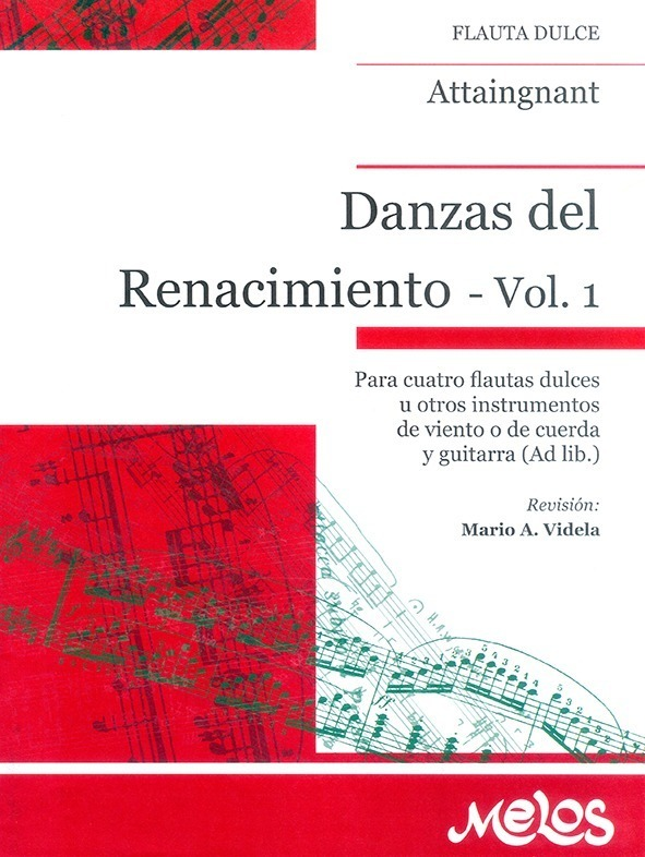 Danzas Del Renacimiento – Vol. 1º