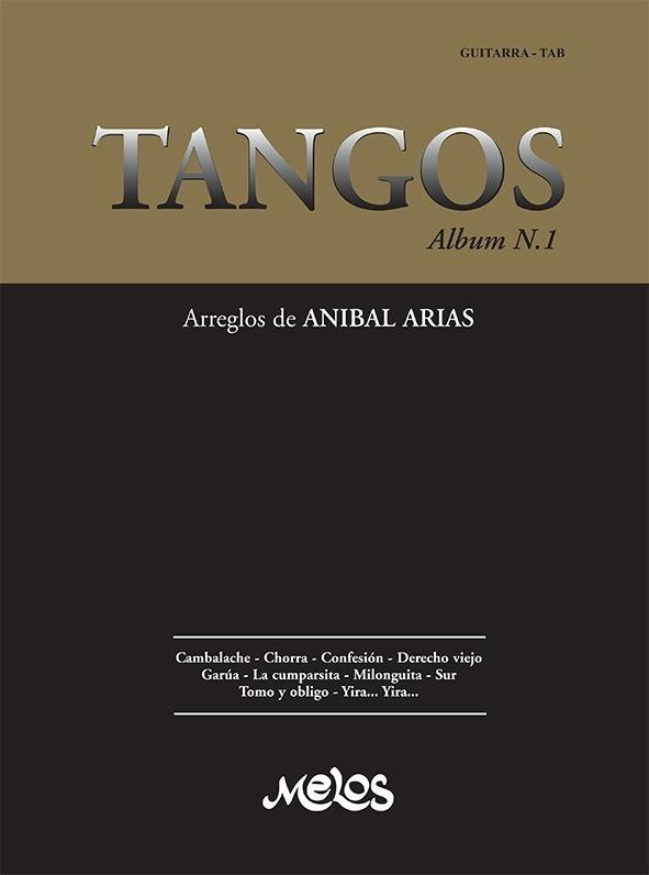Tangos, Album Nº 1 Arreglos De Aníbal Arias