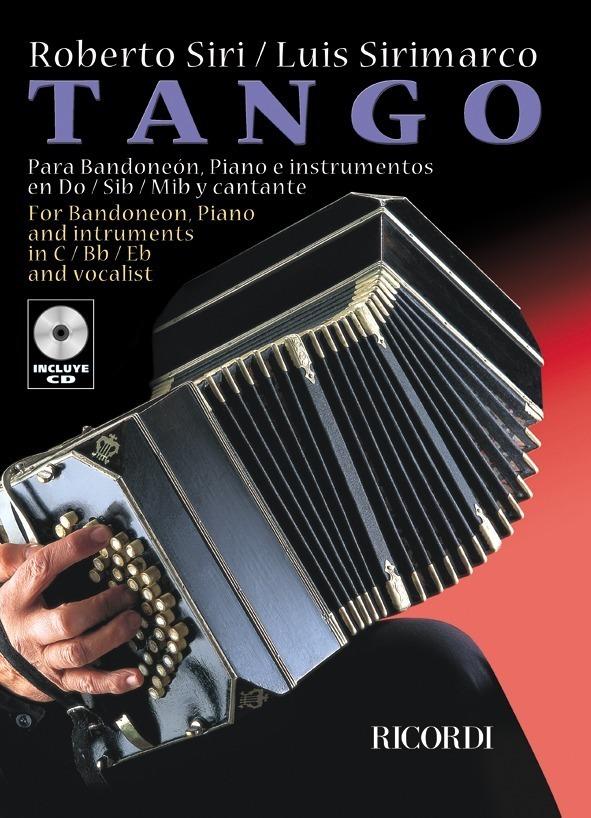 Tango, Para Bandoneón, Piano…