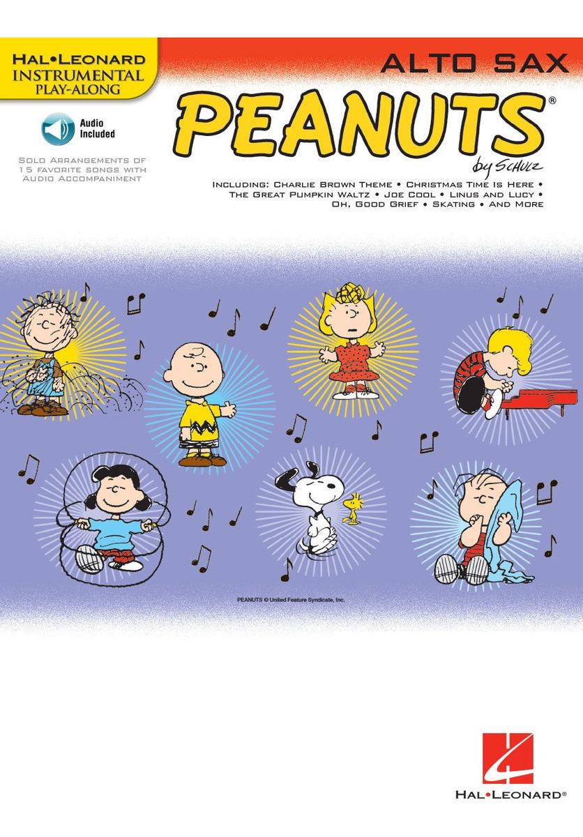 Peanuts For Alto Sax