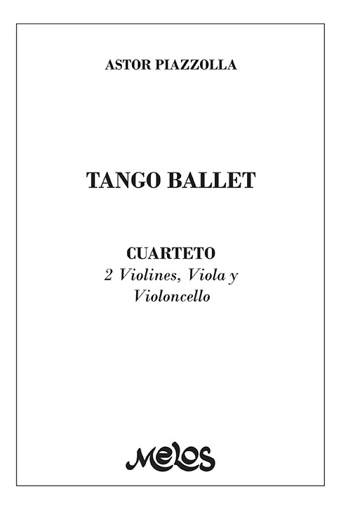 Tango Ballet (cuarteto)