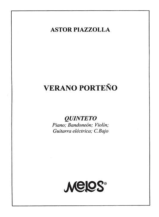 Verano Porteño (quinteto)
