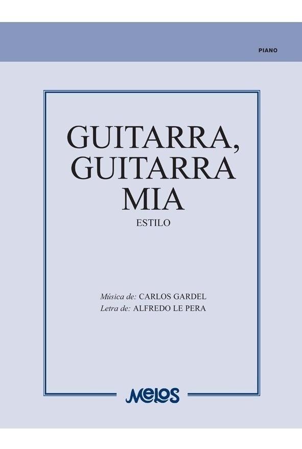Guitarra, Guitarra Mía (estilo)