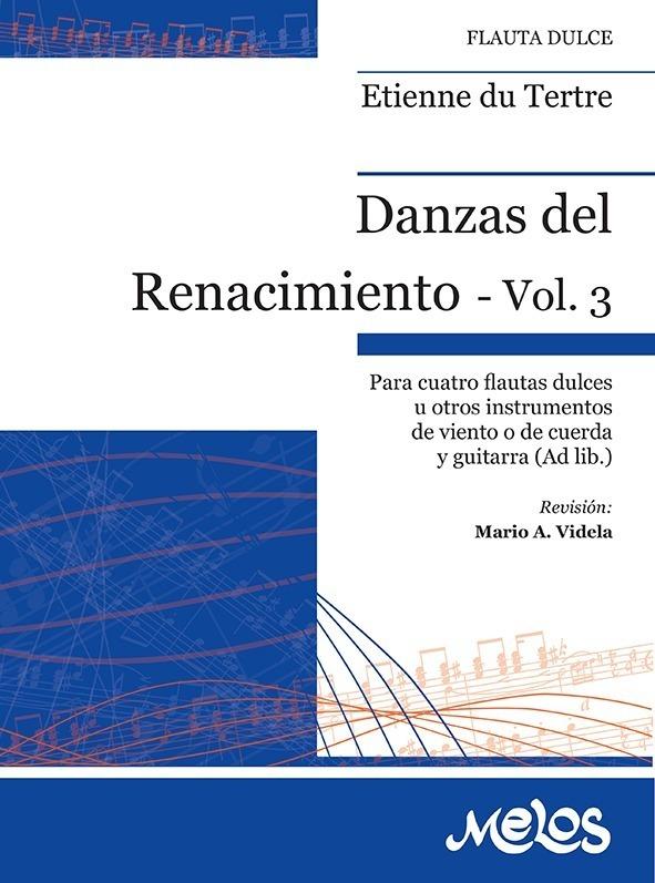 Danzas Del Renacimiento – Vol. 3º