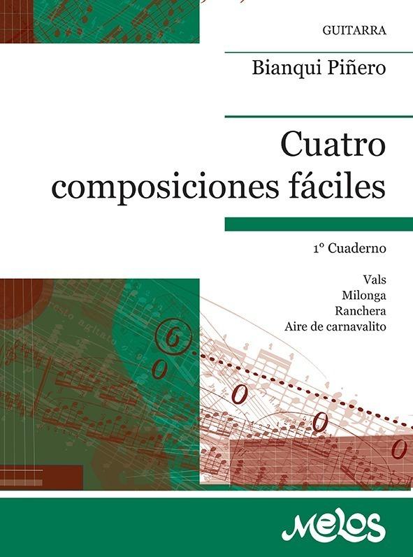 4 Composiciones Fáciles – Cuaderno 1º