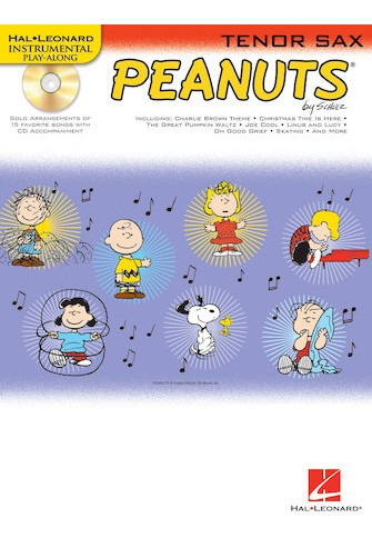 Peanuts For Tenor Sax