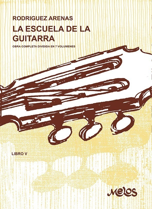 La Escuela De La Guitarra – Libro 5º