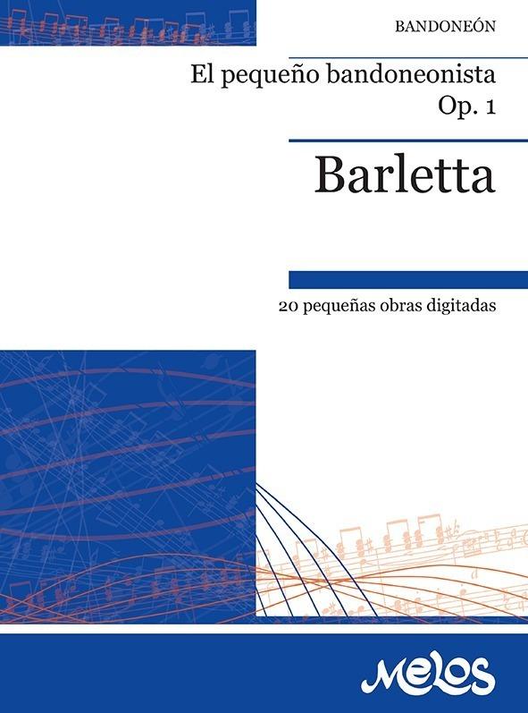 El Pequeño Bandoneonista, Op. 1