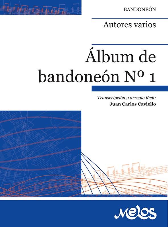 Álbum De Bandoneón Nº 1