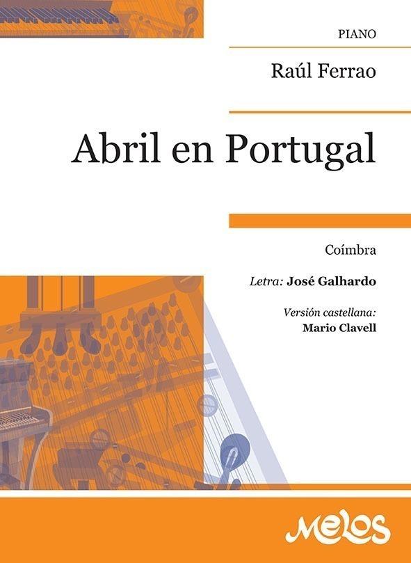 Abril En Portugal (coimbra)