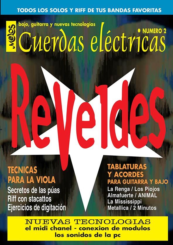 Cuerdas Eléctricas Nº2