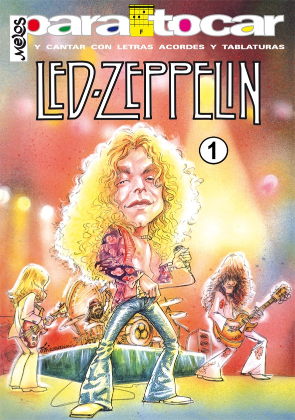 Para Tocar – Led Zeppelin Nº1