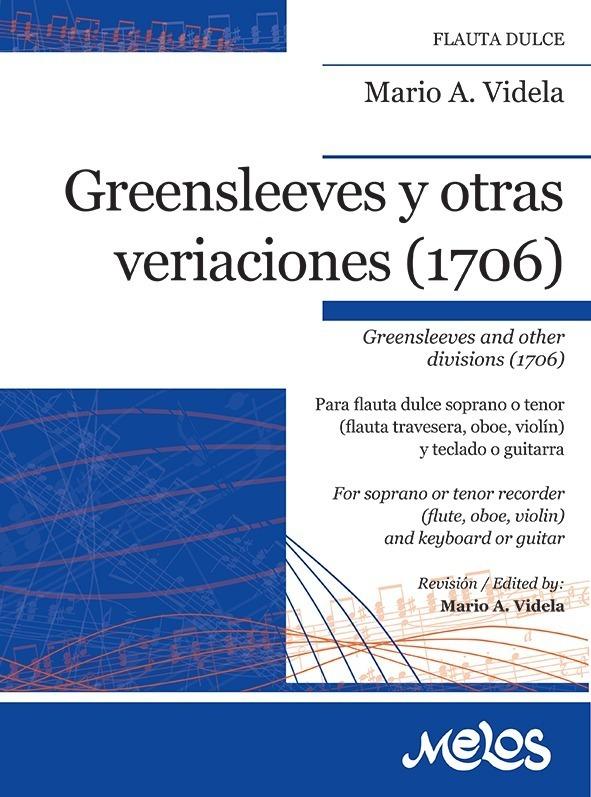 Greensleeves Y Otras Variaciones -1706