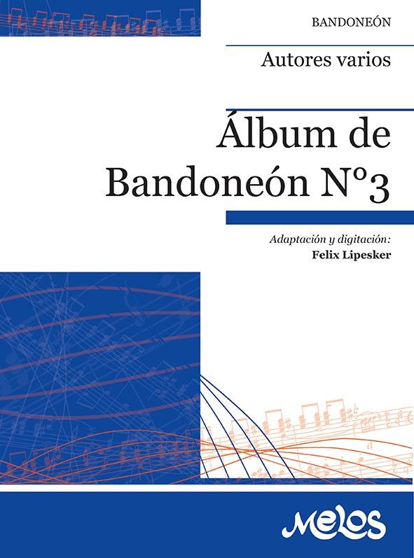 Álbum De Bandoneón Nº 3