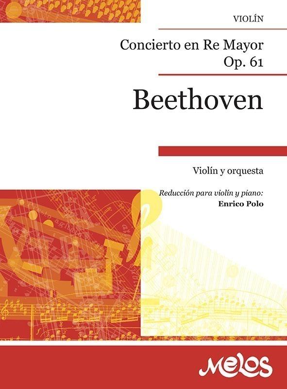 Concierto, Re Mayor, Op. 61