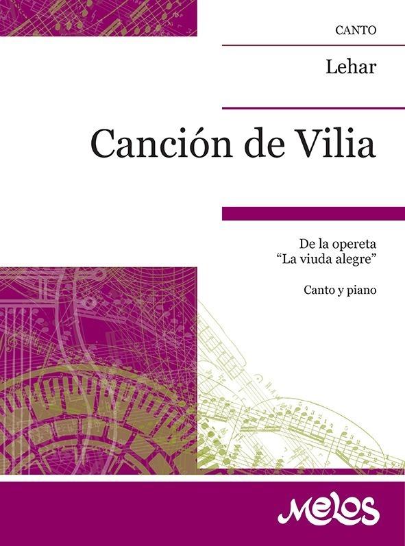 Canción De Vilia (de La Viuda Alegre )