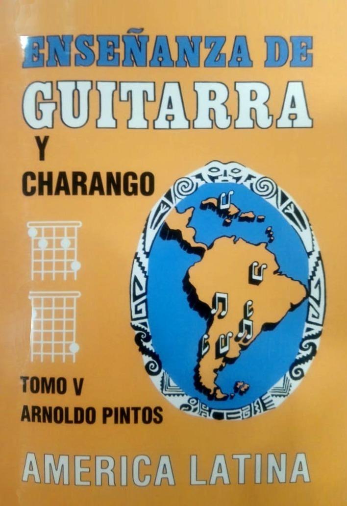 Enseñanza De Guitarra – Tomo 5