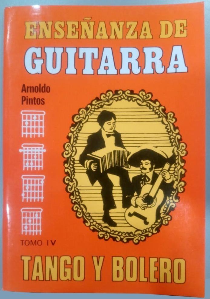 Enseñanza De Guitarra – Tomo 4