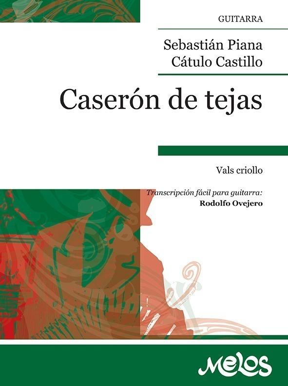 Caserón De Tejas (vals Criollo)