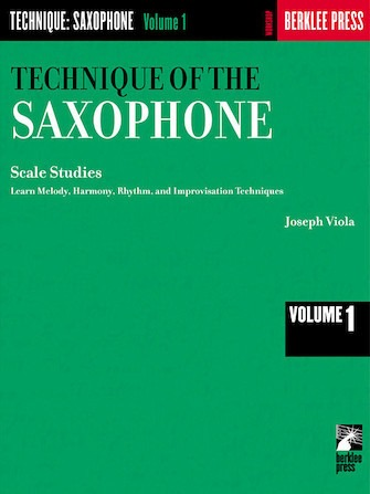 Technique Of The Saxophone – Volume 1