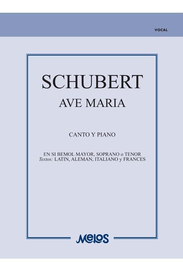 Ave María, Sib Mayor, Op. 52 Nº 6